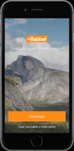Babbel app idiomas