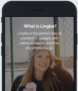 lingbe app francés
