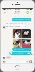 Tandem app idiomas