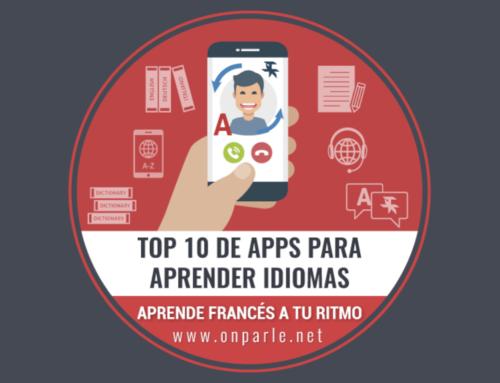 TOP 10 DE APPS PARA APRENDER IDIOMAS