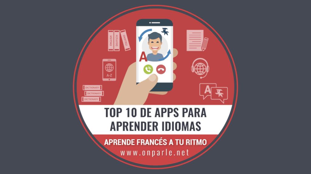 Top 10 app's para aprender francés