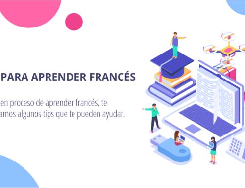 Tips para aprender francés