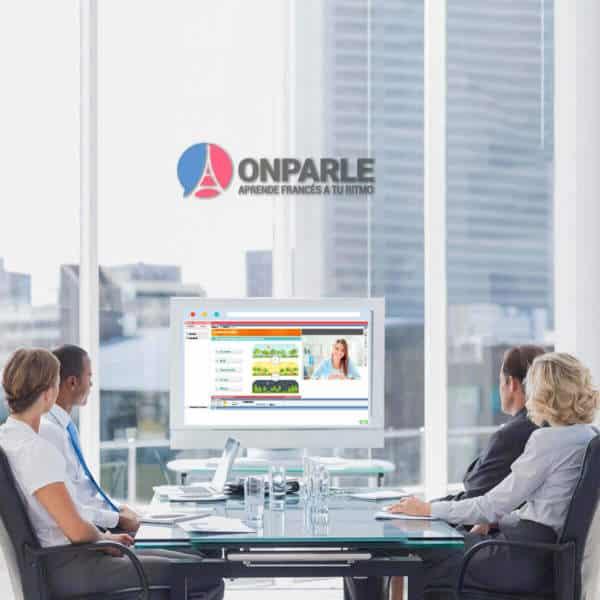 Cursos de francés online para empresas por medio declases personalizadascondocentes certificados y correctores de las pruebas oficiales.
