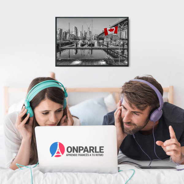 Aprender francés rápido para emigrar a Canadá