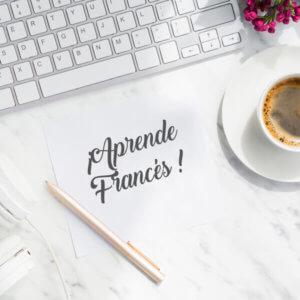 Cursos grupales de francés online