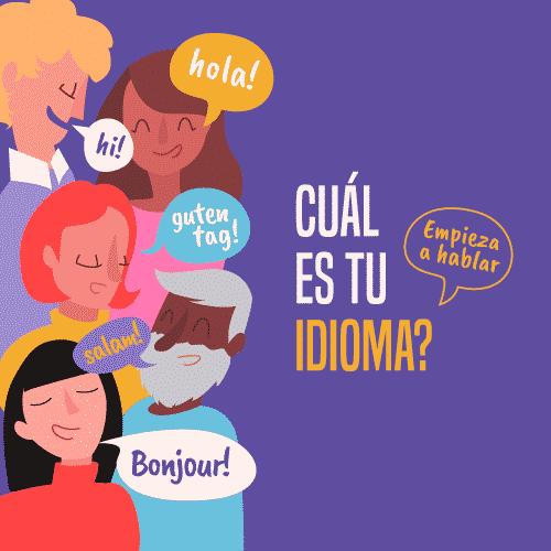 Razones por las que deberías empezar a estudiar otro idioma